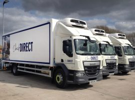 truck fleet chef direct