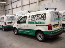 lyndon van fleet graphics vinyl livery