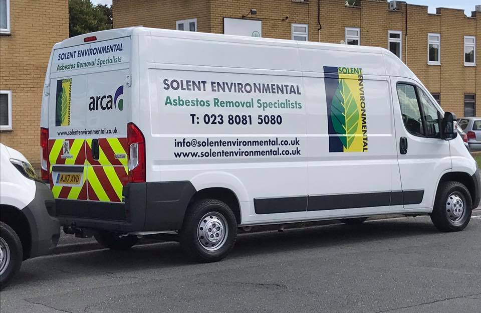 fleet vehicle graphics in Southampton